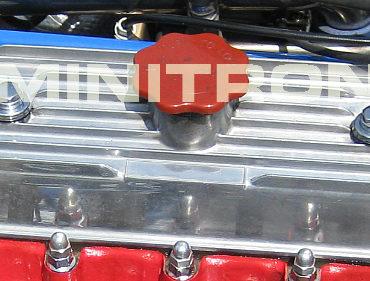 Venttiilikoppa Turbo Metro -tyylinen
